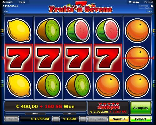fruits n sevens full download