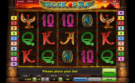 book of ra online casino echtgeld book off ra